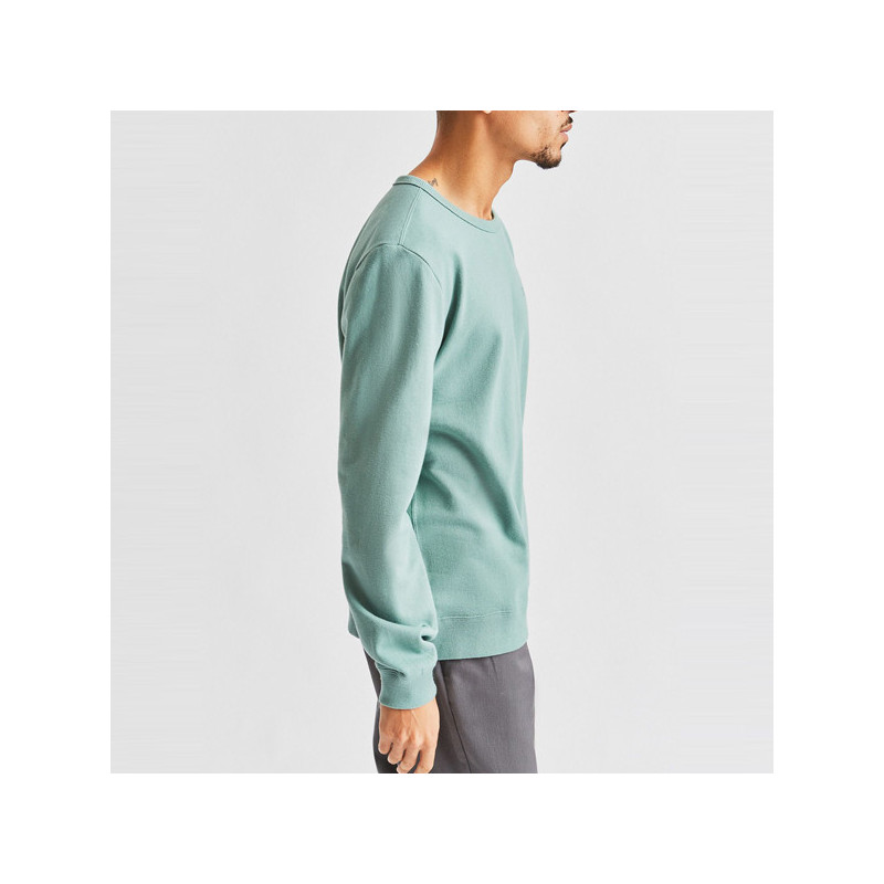 Sudadera Brixton: B SHIELD FT CREW (JADE)