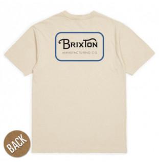 Camiseta Brixton: GRADE SS STND TEE (VNBLU) Brixton - 1