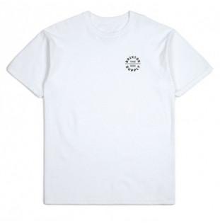 Camiseta Brixton: OATH V SS STT (WHITE) Brixton - 1