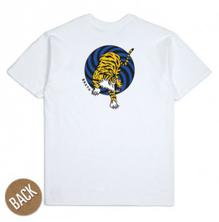 Camiseta Brixton: BANDIT SS STT (WHITE)