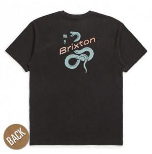 Camiseta Brixton: MAMBA SS STT (WABLK) Brixton - 1