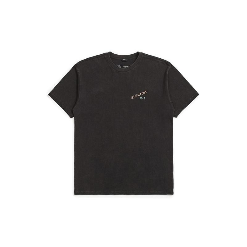 Camiseta Brixton: MAMBA SS STT (WABLK)