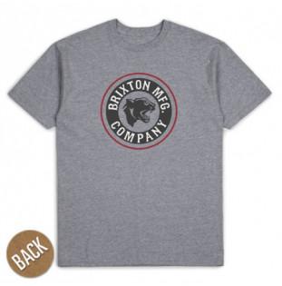 Camiseta Brixton: FORTE SS STT (HTGRY)