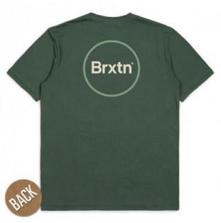 Camiseta Brixton: GATE IV SS PRT (CYPRE)