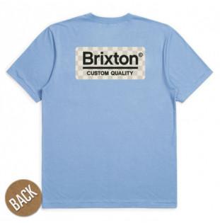 Camiseta Brixton: PALMER SS PREM TEE (SLBLU) Brixton - 1