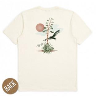 Camiseta Brixton: BANSAI SS PRT (DOVE)