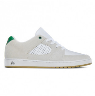 Zapatillas Es: ACCEL SLIM (WHITE GREEN) Es - 1