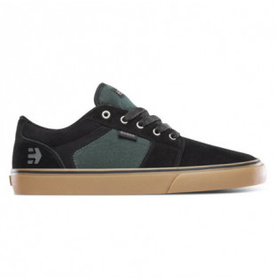Zapatillas Etnies: BARGE LS (BLACK GREEN GUM) Etnies - 1