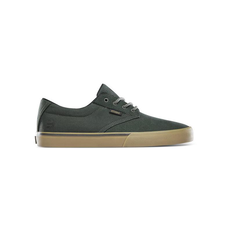 Zapatillas Etnies: JAMESON VULC (GREEN BLACK)