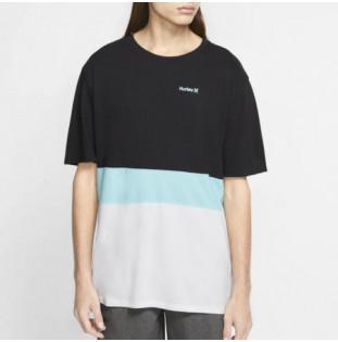 Camiseta Hurley: HOT BLOCK SS (BLACK) Hurley - 1