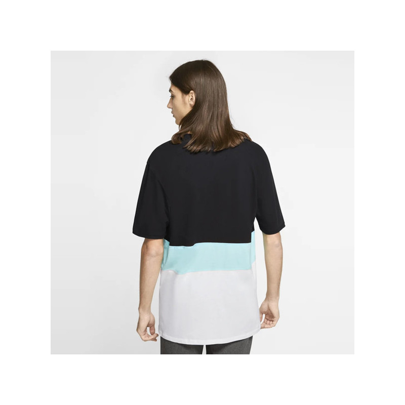 Camiseta Hurley: HOT BLOCK SS (BLACK)