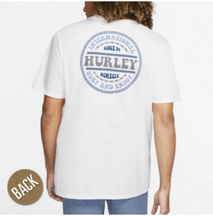 Camiseta Hurley: PRM GROOVY SS (WHITE)