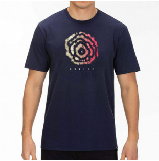 Camiseta Hurley: CORE OCULUS SS (OBSIDIAN)
