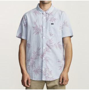 Camisa RVCA: RICHMOND SS (NAUTICAL BLUE)