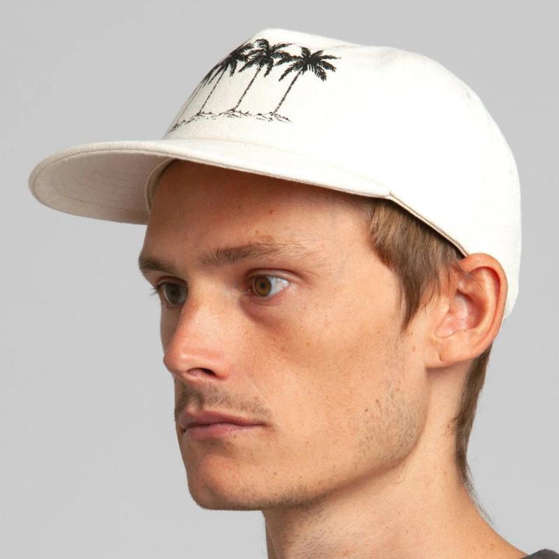 Gorra Rhythm: PALM VINTAGE CAP (Bone)