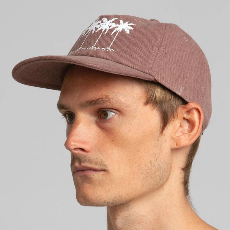 Gorra Rhythm: PALM VINTAGE CAP (Clay)