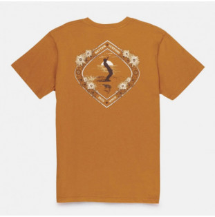 Camiseta Rhythm: GLIDE TSHIRT (Sun orange) Rhythm - 1