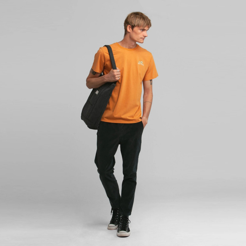 Camiseta Rhythm: GLIDE TSHIRT (Sun orange)