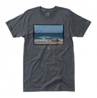 Camiseta Hippytree: Trekker Tee (Charcoal) Hippytree - 1