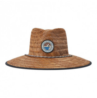 Gorro Hippytree: Cabo Hat (Brown)