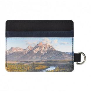 Cartera Hippytree: Teton Range Card Holder (Military) Hippytree - 1