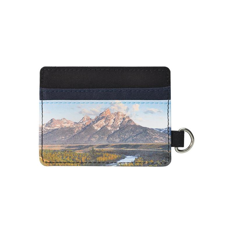 Cartera Hippytree: Teton Range Card Holder (Military)