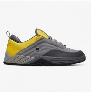 Zapatillas DC Shoes: WILLIAMS SLIM (GREY YELLOW) DC Shoes - 1