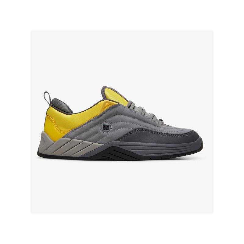 Zapatillas DC Shoes: WILLIAMS SLIM (GREY YELLOW)