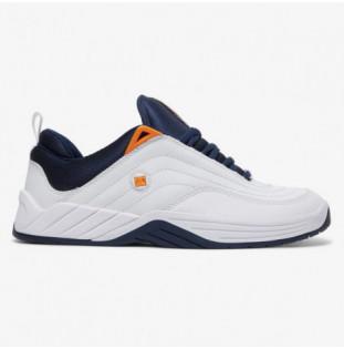 Zapatillas DC Shoes: WILLIAMS SLIM (WHITE NAVY) DC Shoes - 1