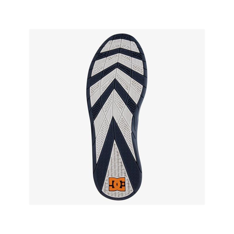 Zapatillas DC Shoes: WILLIAMS SLIM (WHITE NAVY)