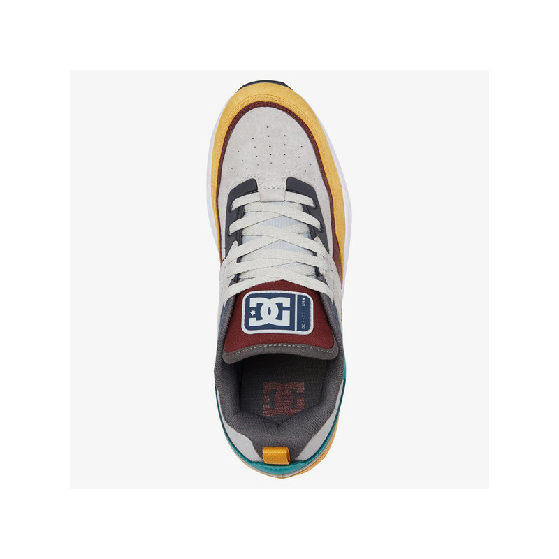 Zapatillas DC Shoes: E TRIBEKA SE (GREY BLACK YELLOW)