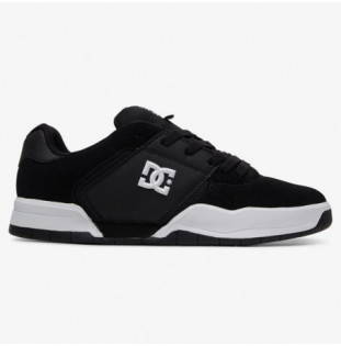 Zapatillas DC Shoes: CENTRAL (BLACK WHITE)