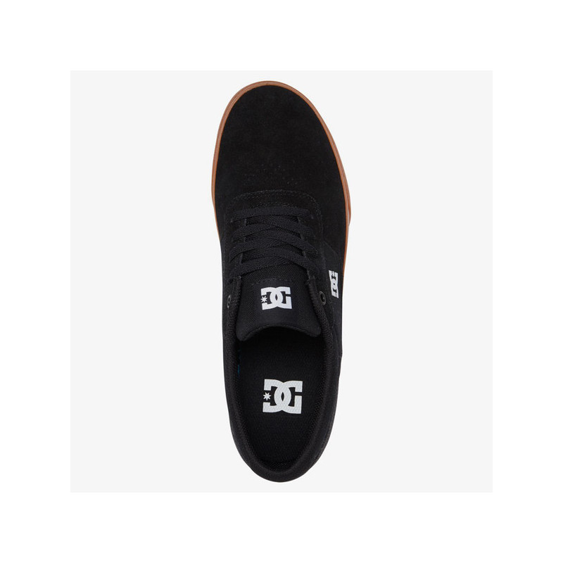 Zapatillas DC Shoes: SWITCH (BLACK GUM)