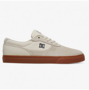 Zapatillas DC Shoes: SWITCH (WHITE WHITE GUM)