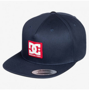 Gorra DC Shoes: SNAPDRIPP (BLACK IRIS) DC Shoes - 1