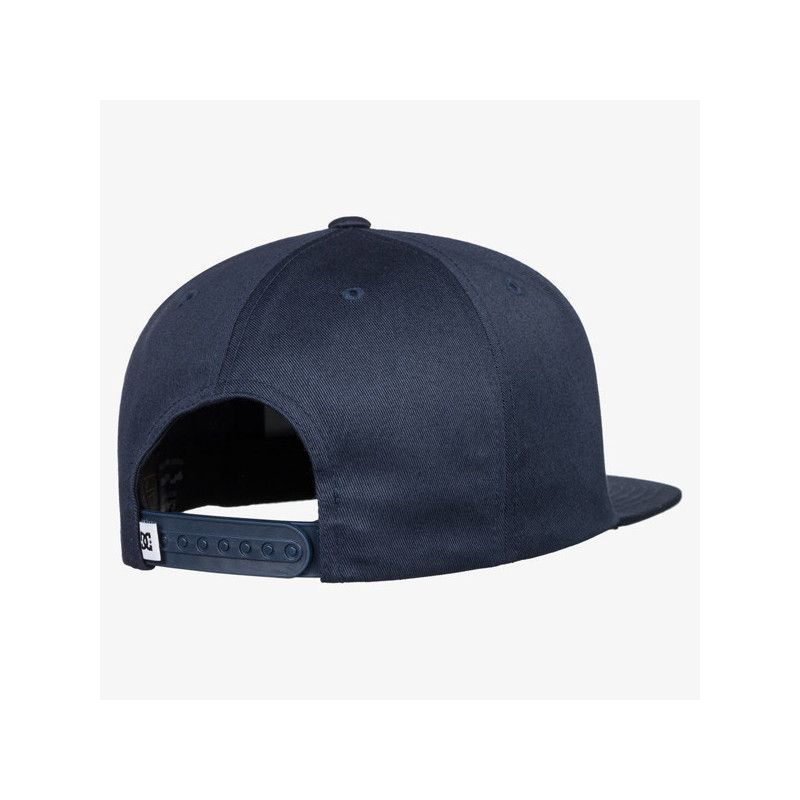 Gorra DC Shoes: SNAPDRIPP (BLACK IRIS)