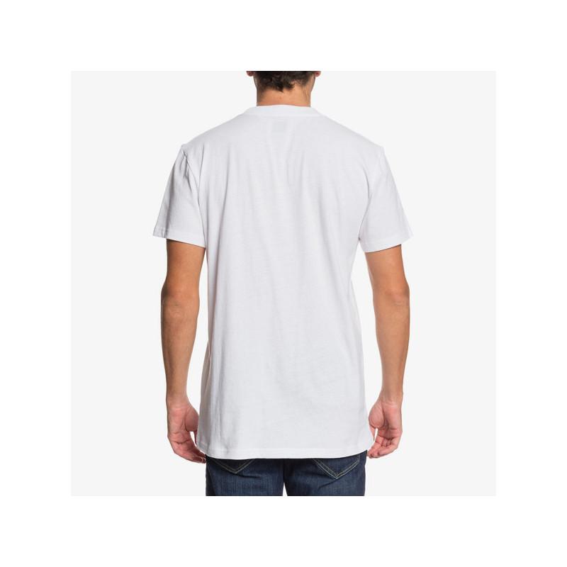 Camiseta DC Shoes: FULL TRANSITION (WHITE)