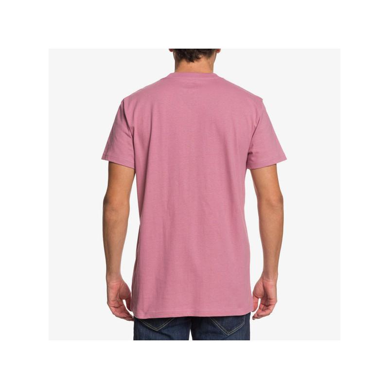 Camiseta DC Shoes: JUST BANG SS (MAUVE ORCHID)