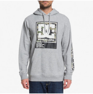 Sudadera DC Shoes: ARAKANA PH (GREY HEATHER) DC Shoes - 1