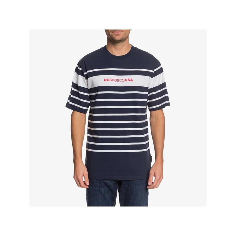 Camiseta DC Shoes: LAYTONVILLE SS (BLACK IRIS)