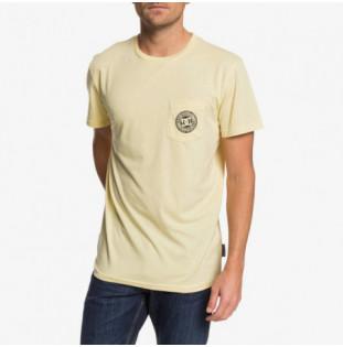 Camiseta DC Shoes: BASIC POCKET TE (SUNLIGHT)