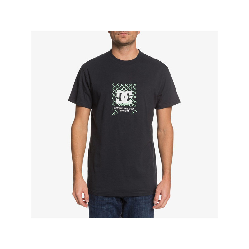 Camiseta DC Shoes: DC CHOP SHOP SS (BLACK)