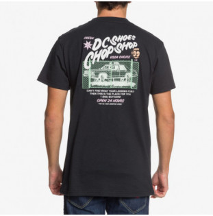 Camiseta DC Shoes: DC CHOP SHOP SS (BLACK) DC Shoes - 1