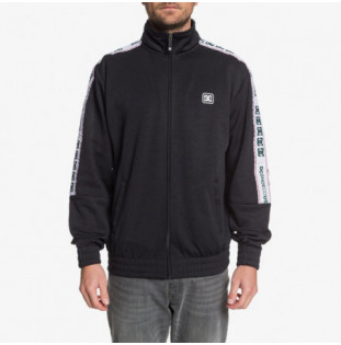Sudadera DC Shoes: MORENCI TRACK (BLACK) DC Shoes - 1