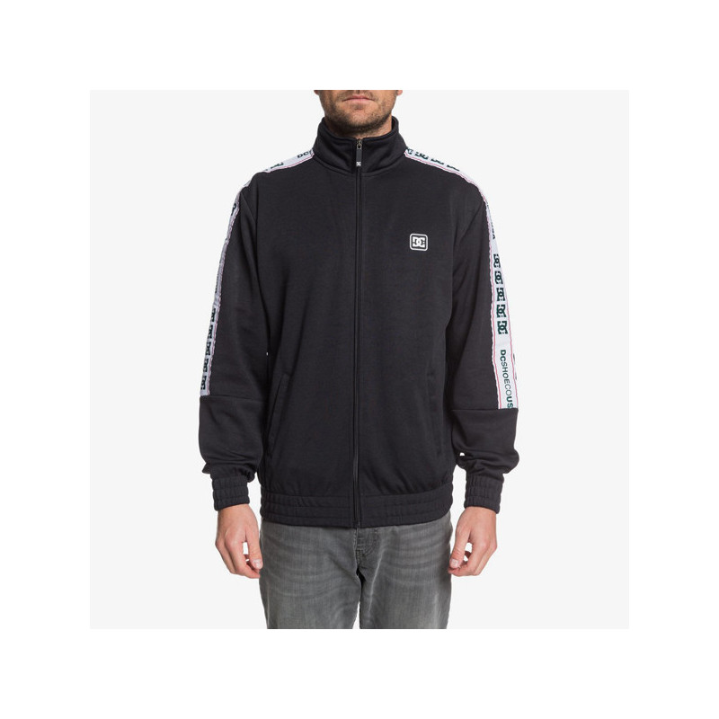 Sudadera DC Shoes: MORENCI TRACK (BLACK)