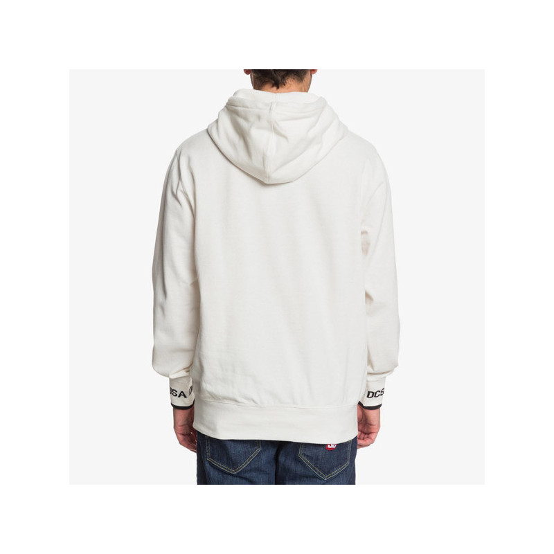 Sudadera DC Shoes: MIDDLEGATE PH (WHITE)
