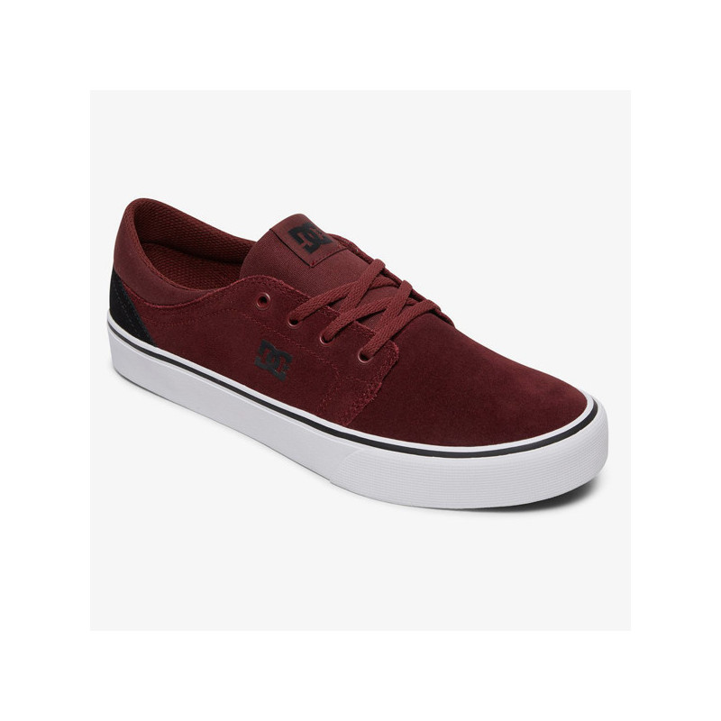 Zapatillas DC Shoes: TRASE SD (BLACK DARK RED)
