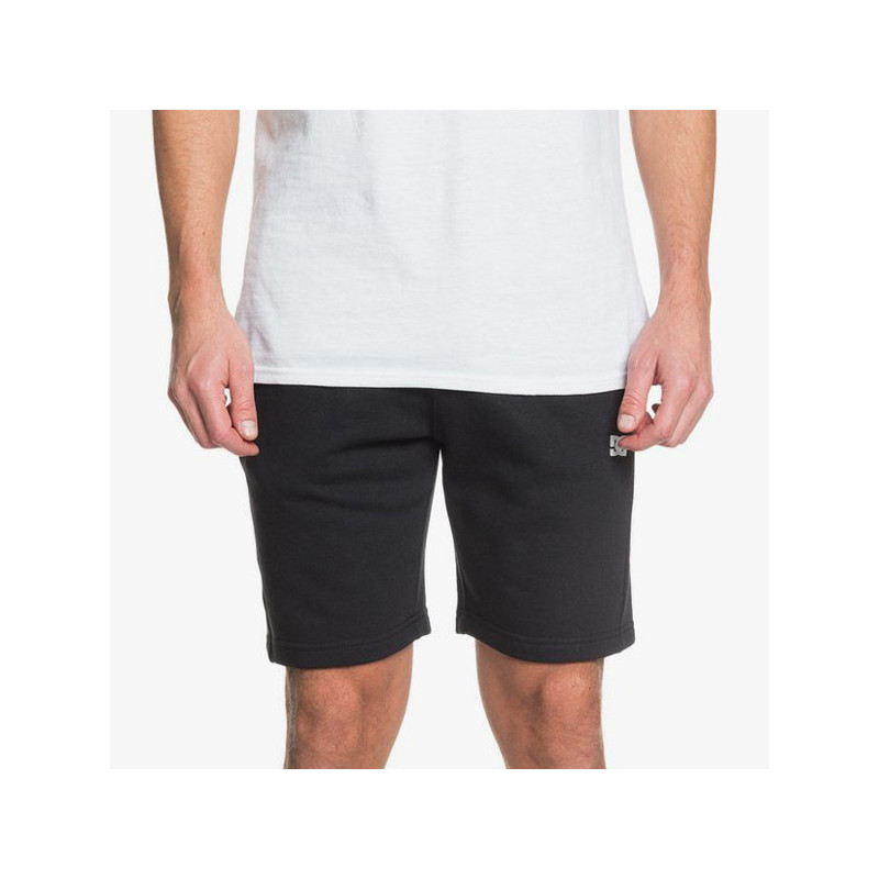 Bermuda DC Shoes: REBEL SL SHORT (BLACK)