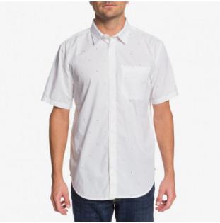 Camisa DC Shoes: MAKE IT HAPPEN (WHITE)