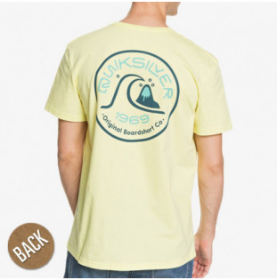 Camiseta Quiksilver: CLOSE CALL SS (CHARLOCK)